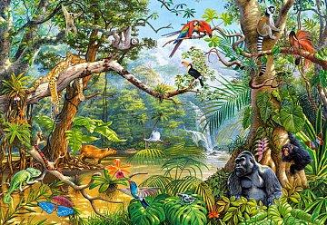 Life Hidden in Jungle - 1