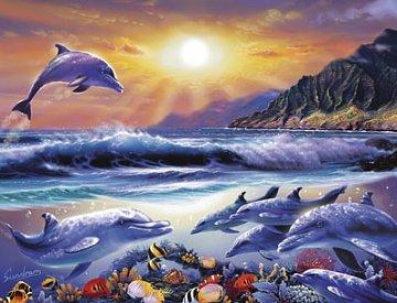 Life in the Ocean - 1