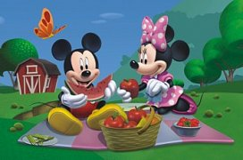 Mickey Mouse - Picnic