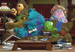 Monsters University - In the Club