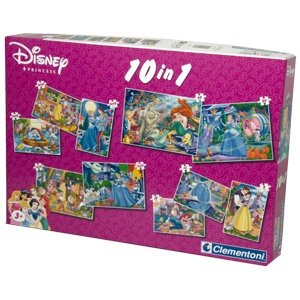 Princesses - Set 10 in 1
