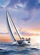Puzzle 1000, Sailing Boat