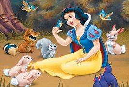 Snow White and the Animals