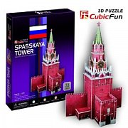 Spasskay Tower, Moscow