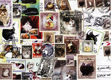 Stamps - 1