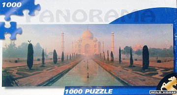 Taj Mahal, India - 1