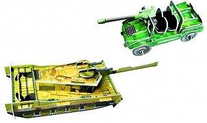Tank and Hummer