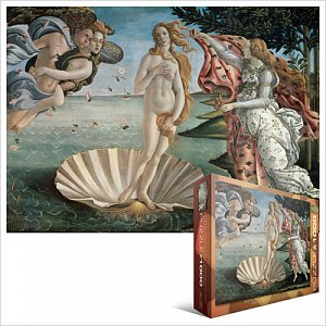 The Birth of Venus - 1