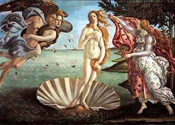 The Birth of Venus - 1