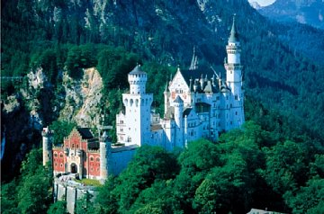The Castle of Louis the Bavarian - 1