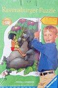 The Jungle Book - Mowgli and Baloo (metre+glue)