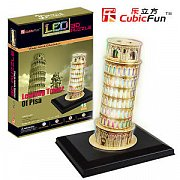 The Leaning Tower of Pisa LED