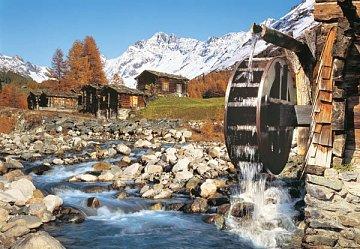 The Lotschental Valley, Switzerland - 1