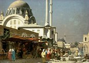 The Market in Istanbul