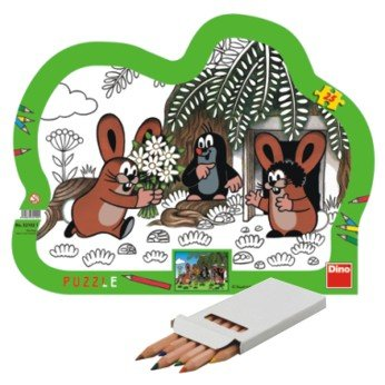 The Mole and Hares