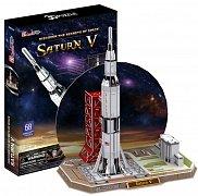 The Saturn rocket V