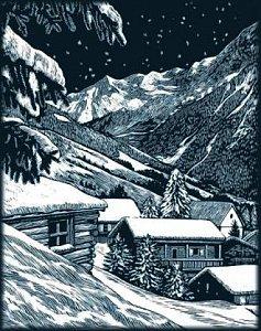 The Winter Landscape - 1