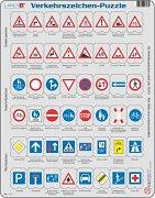 Traffic signs (in German)