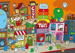 Uglydoll's City