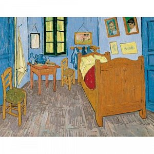 Van Goghs Room at Arles - 1