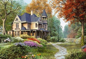 Victorian Garden - 1