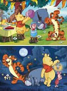 Winnie the Pooh - Day and Night