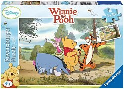 Winnie the Pooh on the Walk