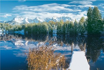 Winter Landscape - 1