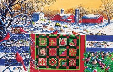 Winter Pattern - 1