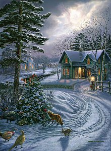 Winter`s night - 1
