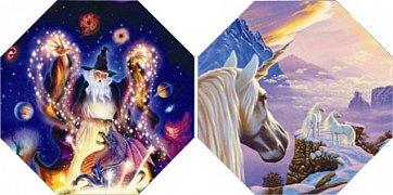 Wizard and Unicorn