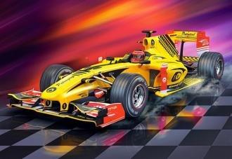 Yellow Formula - 1