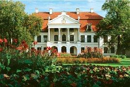 Zamojski Family Castle in Kozlowka, Poland