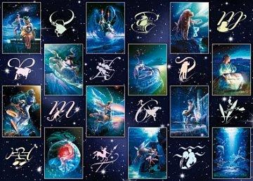 Zodiac Signs - 1
